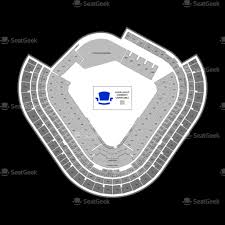 The Awesome Angel Stadium Seating Chart Seating Chart