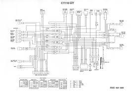 honda ct110 engine diagram honda wiring diagrams cars 1982 honda ct110 wiring diagram honda get image about