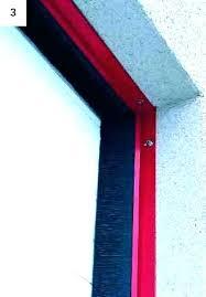 garage door brush seal garage door brush seal fancy mercial garage door brush seals for garage