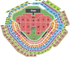 Pnc Park Seating Chart Detailed Buy Hella Mega Tour Tickets Seating Charts For Events