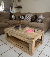 used pallet furniture. Pallet Wood Made Tables Furniture Projects Used