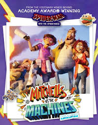 But, unfortunately for her, her dad rick a second trailer was released on march 31, 2021 and can be found here. The Mitchells Vs The Machines 2021