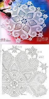 Best 12 Crochet Doily Chart Pattern Skillofking Com