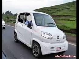 new car launches of bajajBAJAJ FIRST CAR RE60 LAUNCHING  YouTube