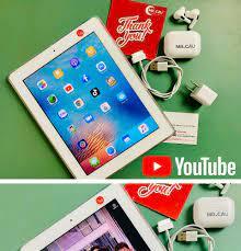 Trả góp 0%]Máy tính bảng Apple IPAD 4 bản (4G+ Wifi ) RAM 1G HỌC ZOOM COI  YOUTUBE TIKTOK LƯỚT FB FACTIME CÂ U HI NH KHU NG DA NH CHO GAME