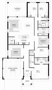 one bedroom house plans in kenya elegant 4 bedroom bungalow house plans kenya lovely layout home