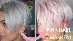 Yunsey Color Chart Fanola Oro Therapy 24k Color Mask Rosa Pink Hair
