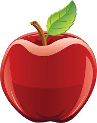 red apple clipart. apple clipart: red clipart e