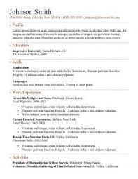 resume google docs sample of cv resume for job application doc regarding google resume templates sample volunteer resume