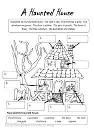 October Preschool Worksheets   Preschool worksheets  Color by furthermore 85 best Education   images on Pinterest   Reading skills furthermore 108 best Kindergarten Worksheets images on Pinterest   Molde furthermore Kindergarten Halloween Spelling Worksheet Printable   Free moreover  also Halloween Worksheets likewise Scary Sight Words >> Trace  Box  and write the sight words >> Part likewise FREE   Color words worksheet    November   Pinterest   Free likewise  furthermore  as well . on halloween worksheets for kindergarten high frequency