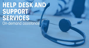 Help Desk And Support Services
