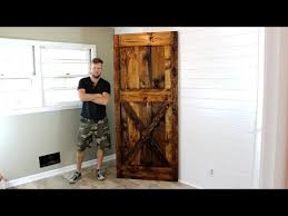 the 40 barn door easy diy project