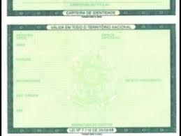 Resultado de imagem para FALTA PAPEL DE MOEDA ATRASA EMISSÃO DE CARTEIRAS DE IDENTIDADE