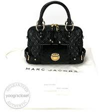 Marc Jacobs Black Quilted Patent Leather Ursula Elise Bag ... & ... Marc Jacobs Black Quilted Patent Leather Ursula Elise Bag ... Adamdwight.com