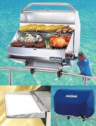 grill for the boat magmas this