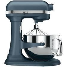 blue kitchenaid mixer professional series 6 qt stand mixer blue steel kitchenaid ice blue hand mixer canada