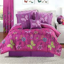teenage bedding set cute butterfly twin teenager bedding sets for girls  with curtain bedding sets . teenage bedding ...