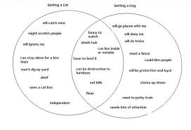 using a venn diagram for a compare and contrast essay creating an outline for your essay using a venn diagram