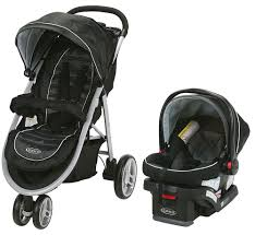graco baby aire3 travel system stroller with snuglock 30 infant car seat gotham 47406152926