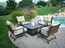 fire pit patio furniture sets patio sets with propane fire pit table fire pit patio furniture