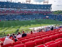 Nissan Stadium Section 215 Seat Views Seatgeek