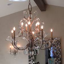 standard chandeliers