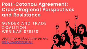 Gender and Trade Coalition - Webinars