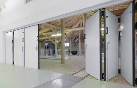 how sliding and folding doors increases your garage spaces exterior doorknobs gold coast