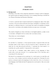 What is the ipa (international phonetic alphabet)? Chapter I Docx Vowel Consonant