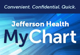 Jefferson Health Chart Navigating Jefferson Health Mychart Jefferson University