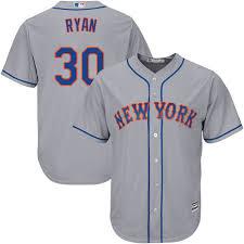 Jerseys Sale Nolan Authentic Ryan Baseball Jersey Mets Cool Base