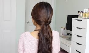 Occasion Hair Style running late ponytail hairstyles bebexo lifestyle & beauty blog 8619 by wearticles.com