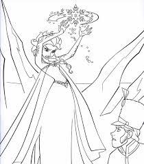 Small Picture Pictures Frozen Pages Of Anna U Elsa Frozen Walt Disney Princess