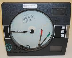 Partlow Mrc 5000 Circular Chart Recorder 76 Cogent Blank Recorder Chart