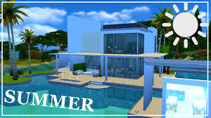 the sims 4 sd build pool house