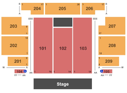 Harrah S Rio Vista Outdoor Amphitheater Seating Chart Harrahs Laughlin Rio Vista Outdoor Ampitheatre Tickets In