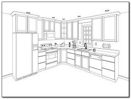 kitchen design and layout ideas. kitchen cabinet layout planner design and ideas