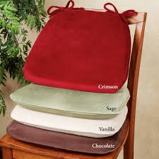 memory foam dining room chair cushions