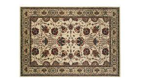 picture of oriental weavers ariana flores de primavera cream 6x9 rug