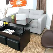 coffee table stool set coffee table with stools 5 piece