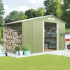 waltons metal sheds