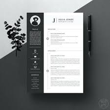 Resume Templates Word Free Modern Free Modern Cv Templates Microsoft Word Find Different Resume Cover