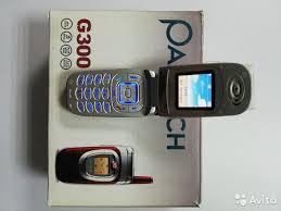 Телефон Pantech G300 Новый купить в ...
