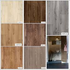 details about anti slip 4mm thick wood effect heavy duty office home kitchen vinyl flooring