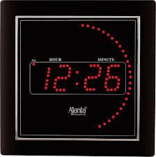 ajanta digital led wall clock olc 301