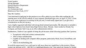 Resume Cover Letter Samples For Medical Office Medical Office