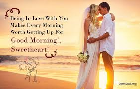 Sweet Love Good Morning Quotes Best of Sweet Love Good Morning Quotes Good Morning Sweet Heart Good Morning