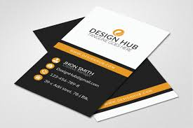 Business Card With Template Photoshop Bleed And Crop Marks