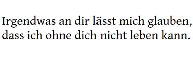Black And White Text Poem Deutsch German Liebe Er Leben Gefühle