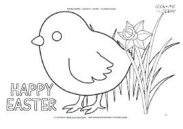 Free Easter Coloring Pages Printable Happy Coloring Pages Signs Page